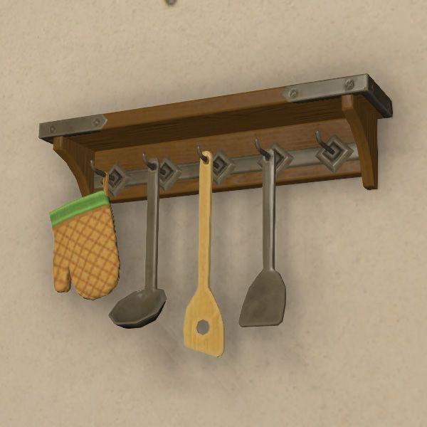 キッチンハンガー 木工師
